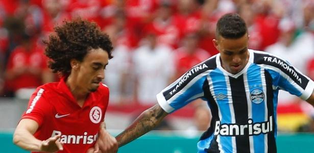 Grêmio e Inter terão reunião na próxima semana para tentar fechar acordo - LUCAS UEBEL/GREMIO FBPA