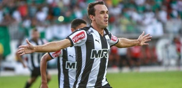 Thiago Ribeiro estava sem espaço no time comandado por Diego Aguirre - Bruno Cantini/Clube Atlético Mineiro