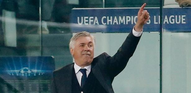 O treinador italiano comandá o Bayern de Munique a partir da próxima temporada - Reuters / Sergio Perez