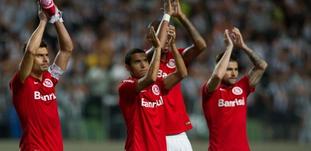 Jogadores do Inter são orientados a levarem competição como jogos oficiais