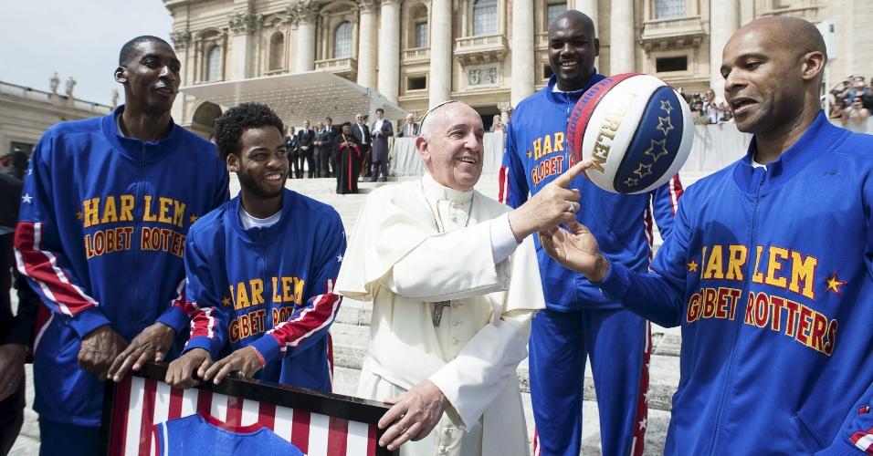 Apesar das instruções, tentativa do Papa Francisco não foi bem sucedida