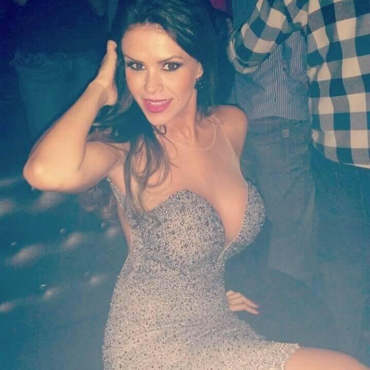 Tatiane Cunha Cravinho, ex-namorada de Ricardo Teixeira, posará para a Playboy