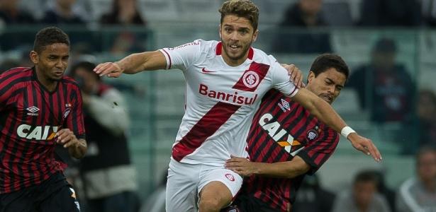 Claucio Winck vai deixar o Inter para jogar o restante do ano na Chapecoense