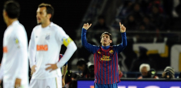 Primeiro amistoso entre Barcelona e Santos terminou 8 a 0 para os espanhóis