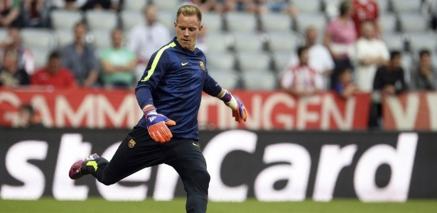 Mesmo lesionado, Ter Stegen ainda desperta interesse do Manchester City