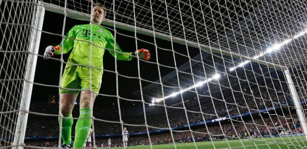 Manuel Neuer é o novo alvo do Manchester City