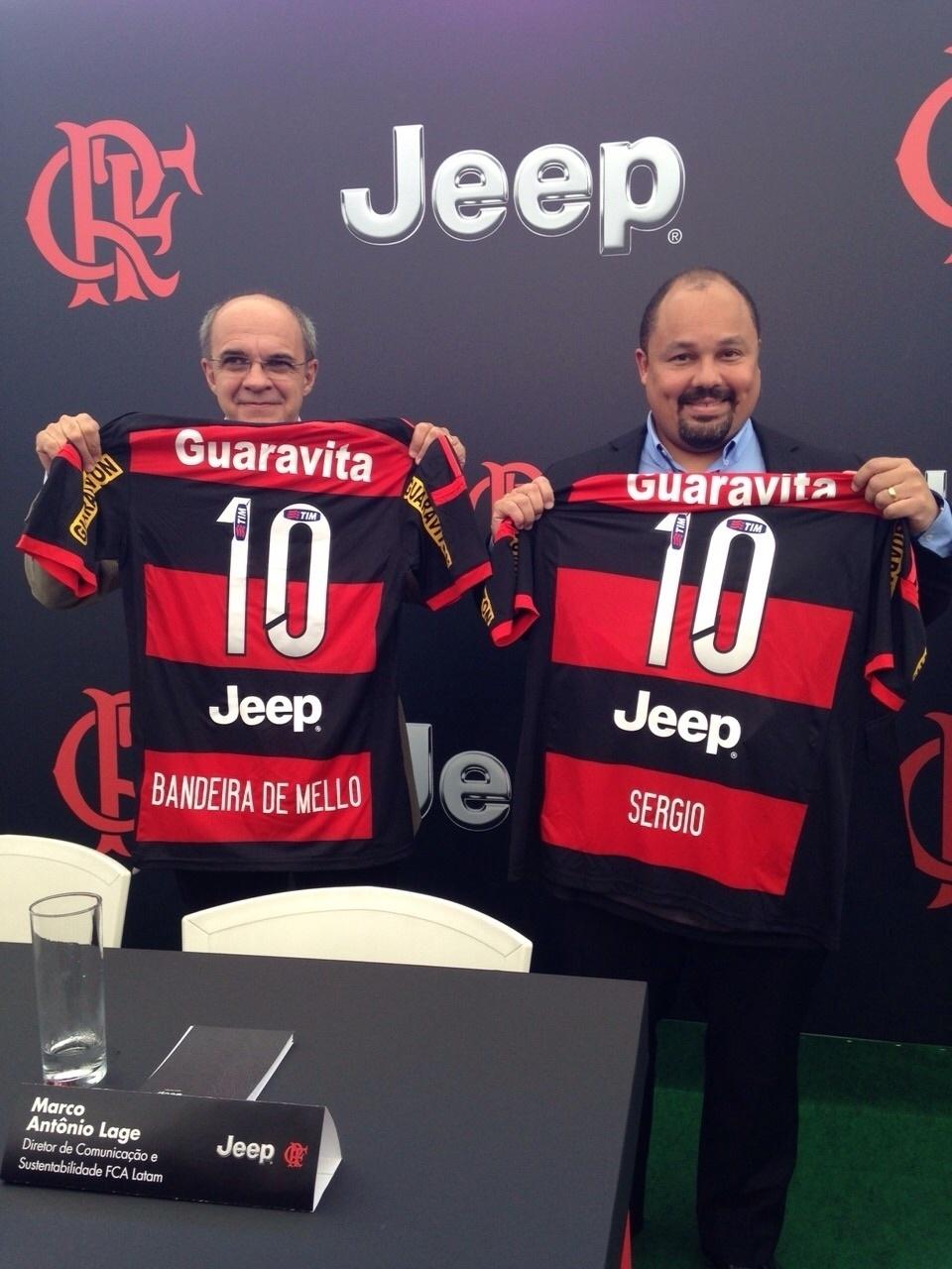 07403276a2 Camisa de R  81 milhões do Fla é só até dezembro. E depois  - 14 05 2015 -  UOL Esporte