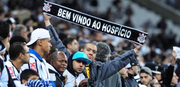 Corinthians jogará longe de Itaquera, neste sábado, diante da Chapecoense - Junior Lago/UOL