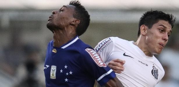Lucas Otávio treinava com o time B do Santos e foi pedido por Claudinei Oliveira