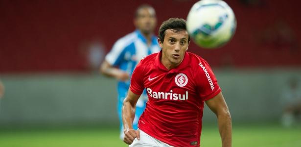 Luque não deve ficar no Peñarol e pode ser emprestado de novo pelo Inter - Alexandro Lops/Divulgação/Inter