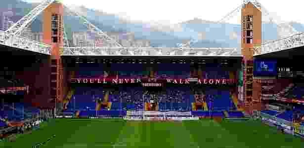 Gênova colocou o estádio Luigi Ferraris à disposição para a decisão da Libertadores - Reprodução