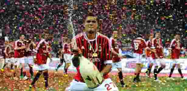 Atacante ganês assinaria contrato de uma temporada com clube espanhol - STRINGER/ITALY / REUTERS