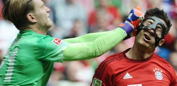 Loris Karius, 22 anos, foi eleito a revelação do Campeonato Alemão