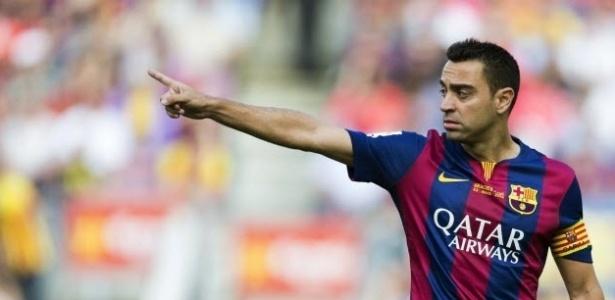Ex-jogador do Barcelona, Xavi irá torcer para a Juve