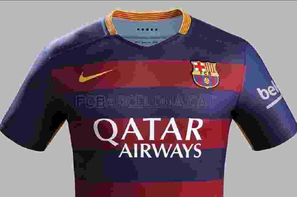 Fotos  Novas camisas dos times europeus 2015 2016 - 16 06 2015 - UOL ... 86f8b6064b20d