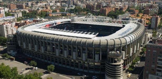 Santiago Bernabéu é a casa do Real Madrid