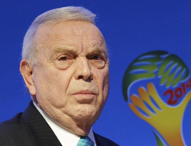 Ex-governador de São Paulo, Marin presidiu a CBF entre 2012 e 2014