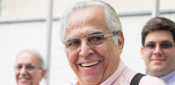Presidente do Vasco, Eurico Miranda tem levado a melhor sobre o Flamengo - Paulo Fernandes / Site oficial do Vasco