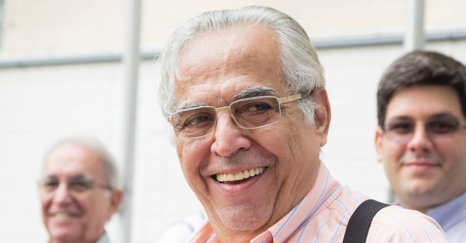 Eurico Miranda ironizou comentaristas que fazem análises nas primeiras rodadas do Brasileirão