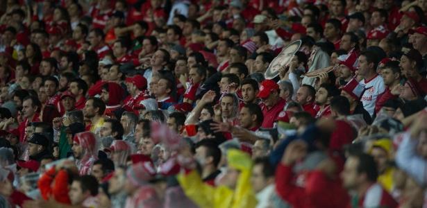 Inter reduziu preço das entradas para jogos com Figueirense e Coritiba, no Beira-Rio