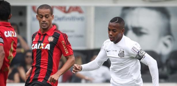 Robinho tem proposta do Santos, mas ainda não definiu qual será seu futuro