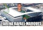Primeiro dia de Guerrero no Flamengo - Gilvan de Souza/Flamengo