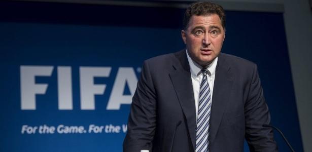 Domenico Scala renunciou ao cargo que ocupava na Fifa