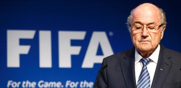 Ex-presidente da Fifa disse que esperava discurso sobre seu trabalho