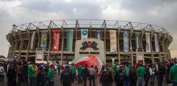 Estádio Azteca seria um dos locais aptos a receber a Copa do Mundo de 2026