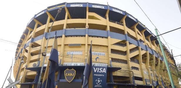 Estádio La Bombonera. Chineses querem firmar acordo com validade até 2027