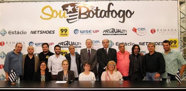 Botafogo se inspira no Benfica e atrai sócios até com desconto em táxi -  Esporte - BOL 80981a2c743c4