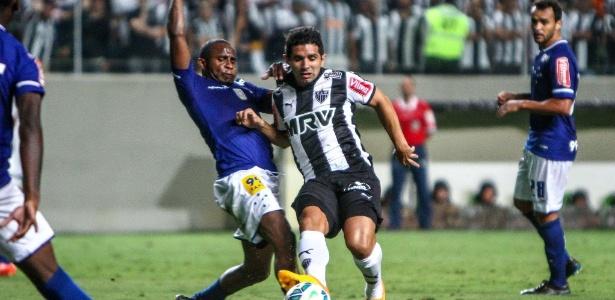 Guilherme defendeu o Atlético-MG recentemente no Brasil