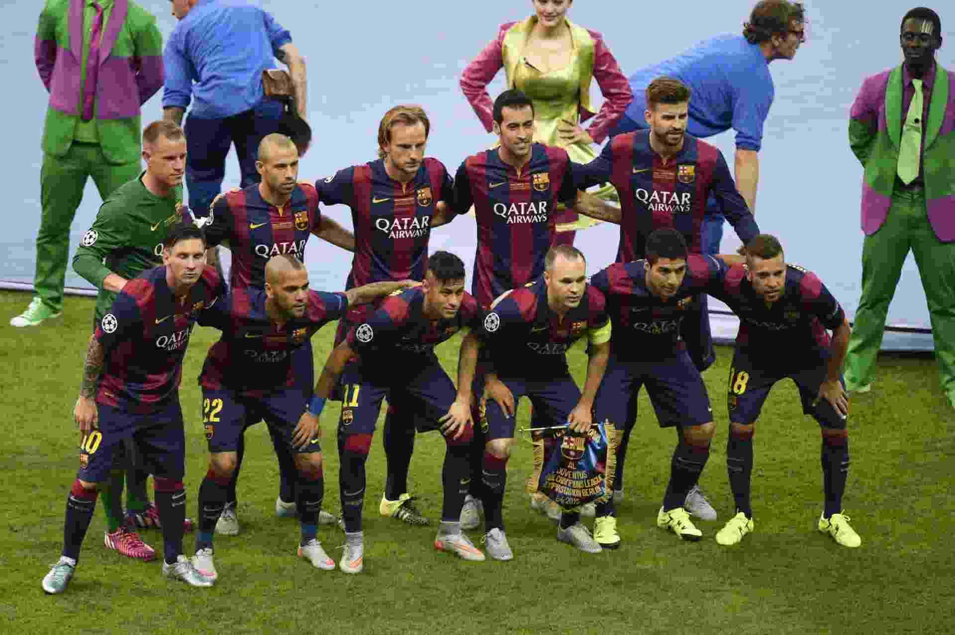 438fdf8525 Fotos  Final da Liga dos Campeões - Barcelona x Juventus - 06 06 ...