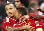 Bélgica é 2ª colocada no ranking da Fifa; Brasil sobe uma posição e está no top 5 - EFE/EPA/YOAN VALAT