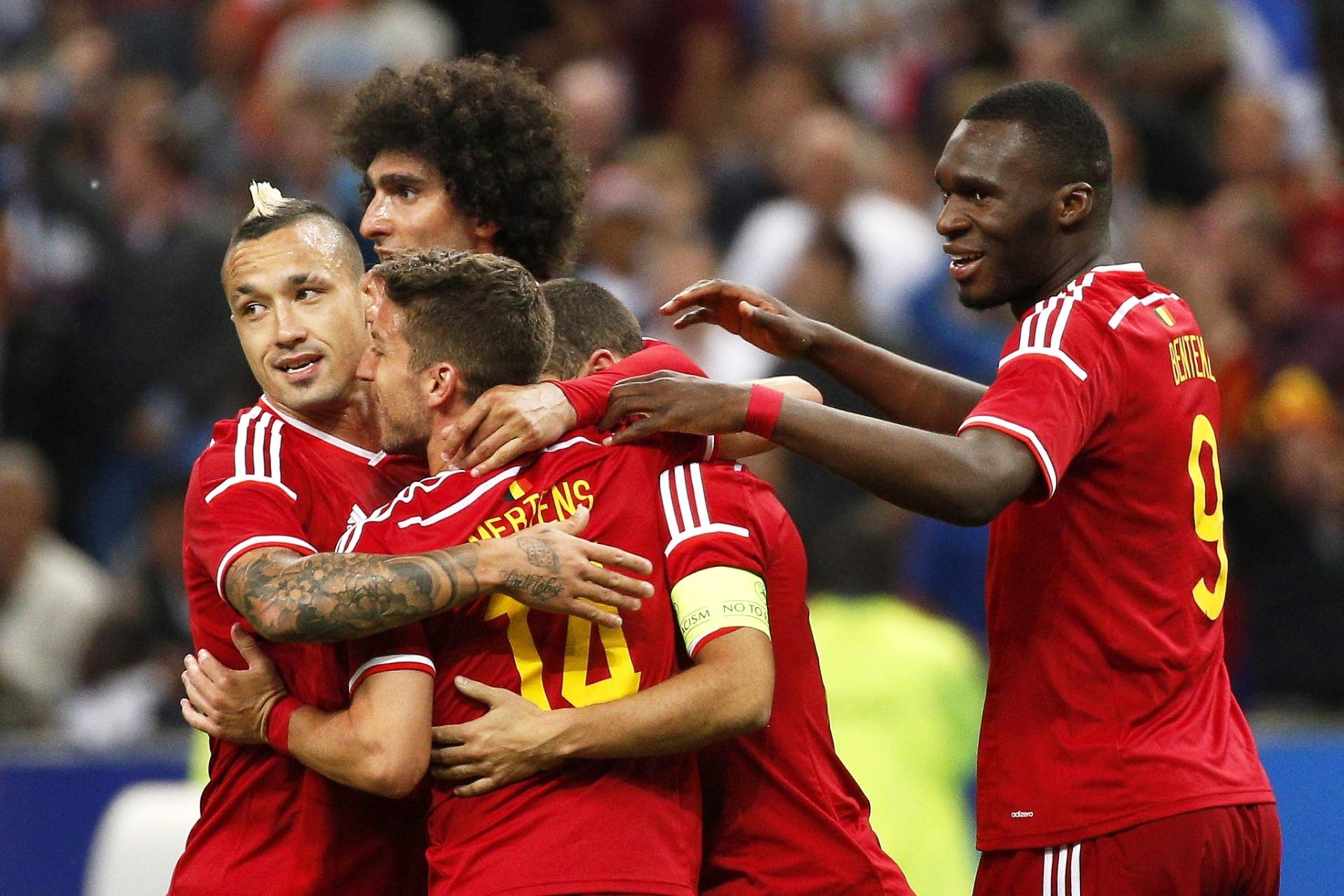 Bélgica lidera ranking da Fifa pela 1ª vez na história  Brasil é o 8º -  05 11 2015 - UOL Esporte 9a24174c344f3