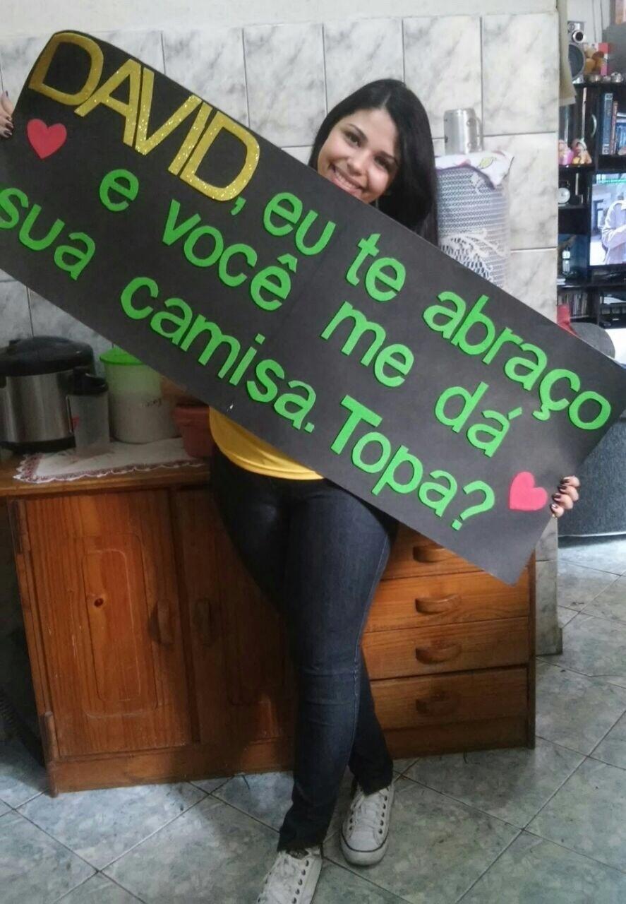 Rabech Oliveira tem uma proposta para David Luiz