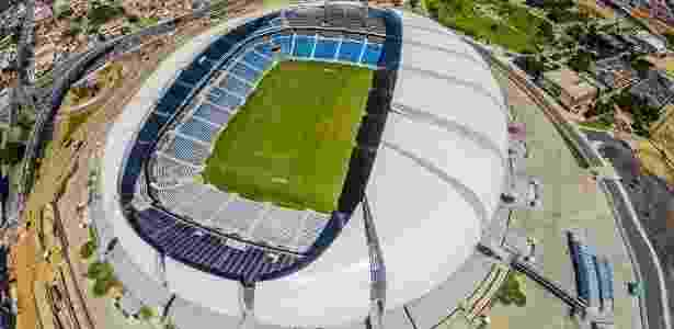 Arena das Dunas, em Natal (RN), receberá a partida contra a Bolívia no próximo dia 6  - Divulgação / Site Oficial