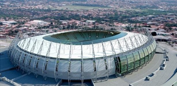 Castelão seria palco do amistoso, mas agenda e conflito de patrocinadores atrapalham - Divulgação / Site Oficial