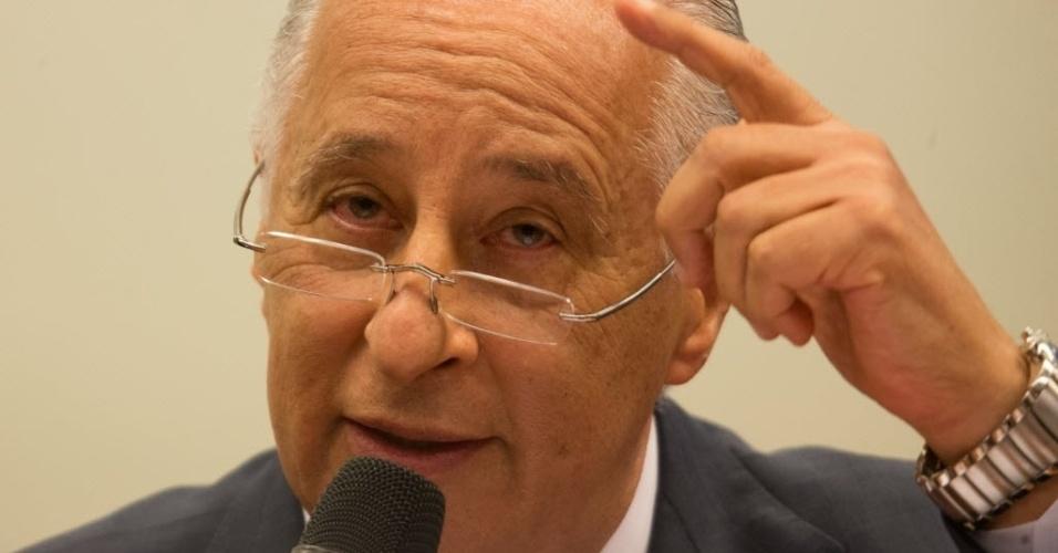 Del Nero reafirmou que não deixará o comando da CBF: 'Vou até o último dia de mandato'