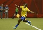 Formiga será porta-bandeira do Brasil na cerimônia de encerramento do Pan - Eric Bolte-USA TODAY Sports