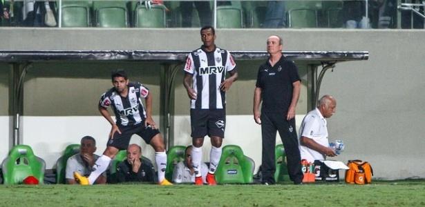 bfa02c507 Atlético-MG vem de dois resultados negativos dentro de casa pelo Campeonato  Brasileiro