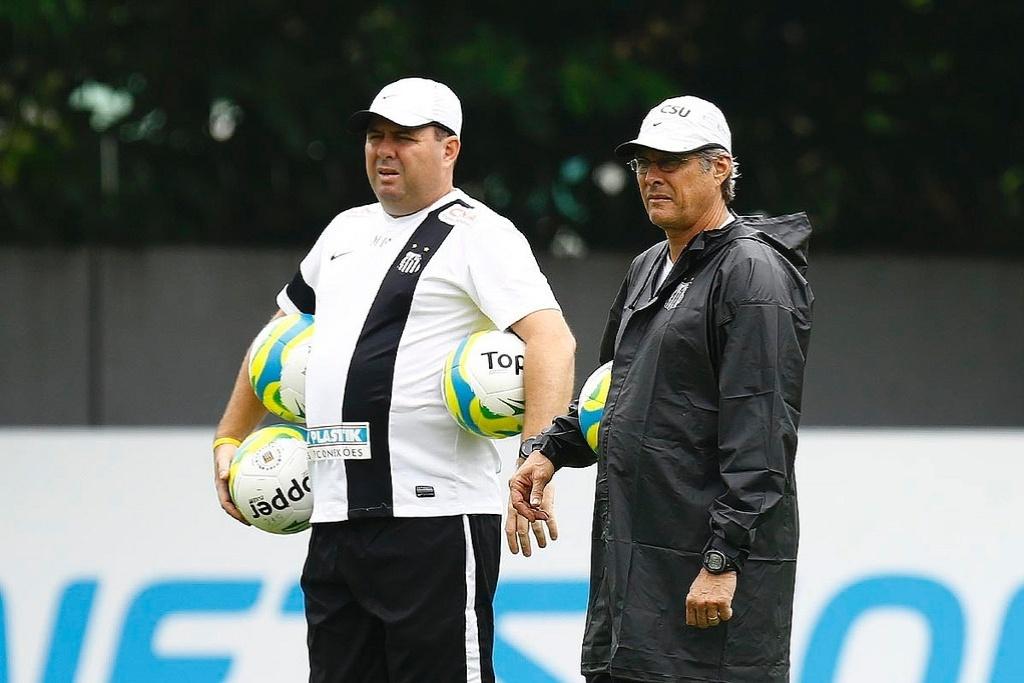 Oswaldo assumiria o cargo e teria Marcelo Fernandes como auxiliar-técnico