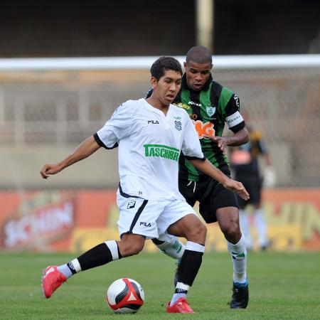 Roberto Firmino iniciou a carreira no Figueirense - Getty Images