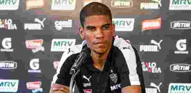 Leonardo Silva já teve lesão similar e ficou cinco meses afastado dos gramados - Bruno Cantini/Clube Atlético Mineiro