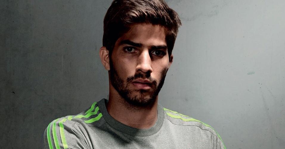 Uniforme Real Madrid temporada 2015/2016