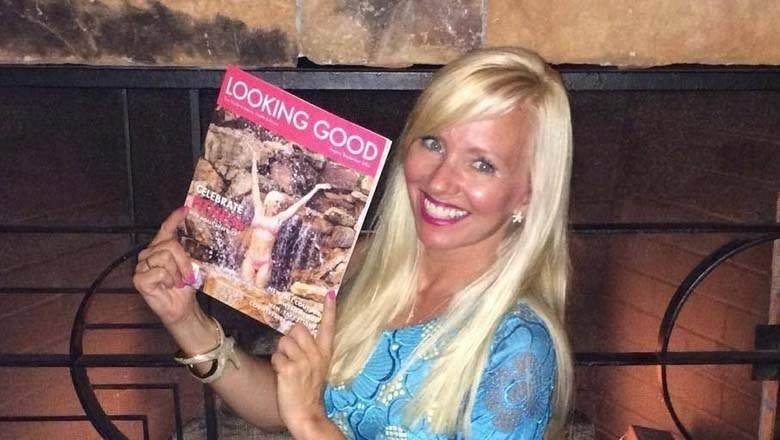 A fama de Molly a levou para as capas das revistas