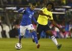 CBF reduz valor de ingresso para jogo Brasil x Colômbia em Manaus - REUTERS/Ricardo Moraes