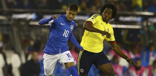 Brasil e Colômbia se enfrentam em 6/9; ingressos custarão R$ 209