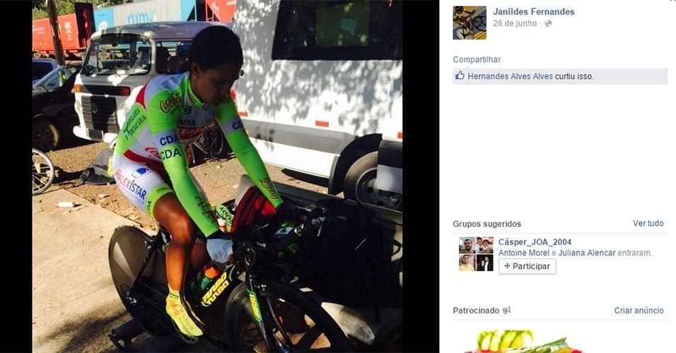 Janildes Fernandes - ciclismo
