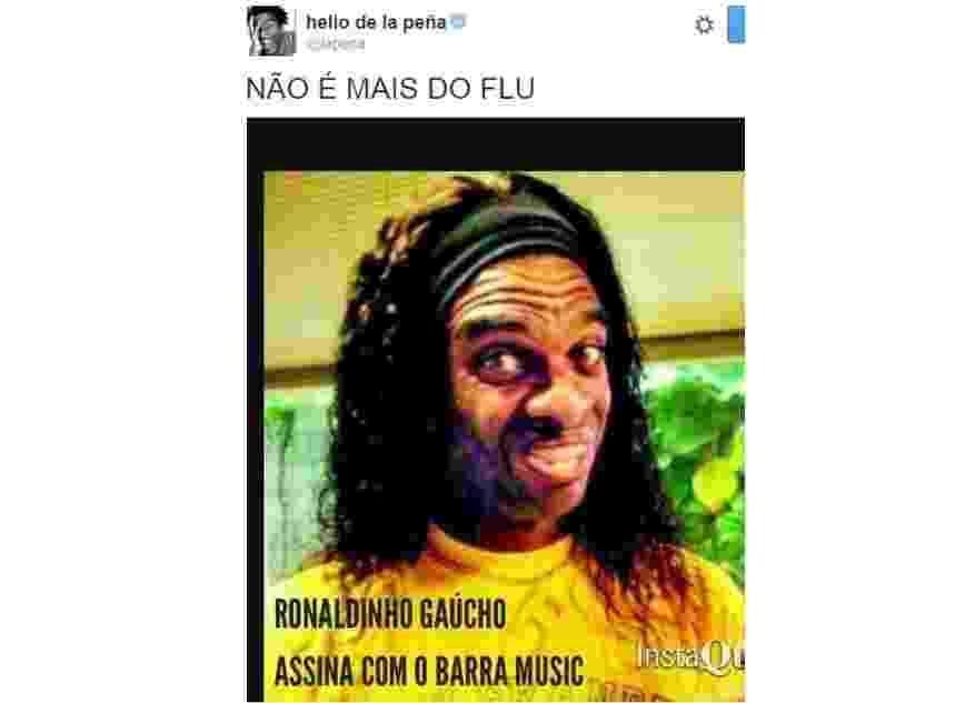 Saiba o que esperar da volta de Ronaldinho ao Flu nos Estados Unidos ... 0e417d8a8fa53